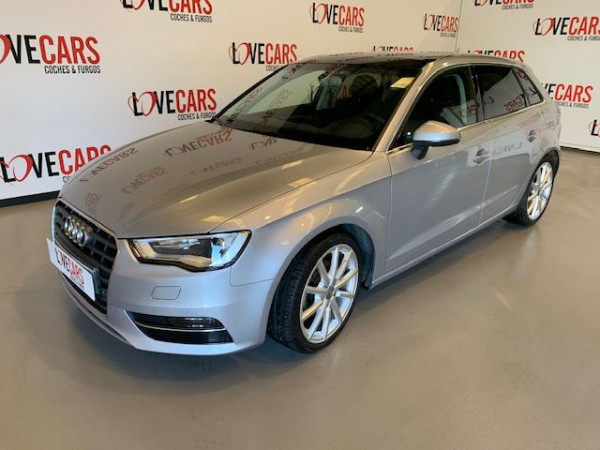 AUDI A3 2.0 TDI SPORTBACK AMBITION LUXE