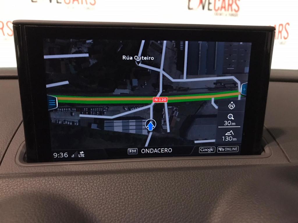 AUDI A3 2.0 TDI SPORTBACK DESIGN GPS 184CV
