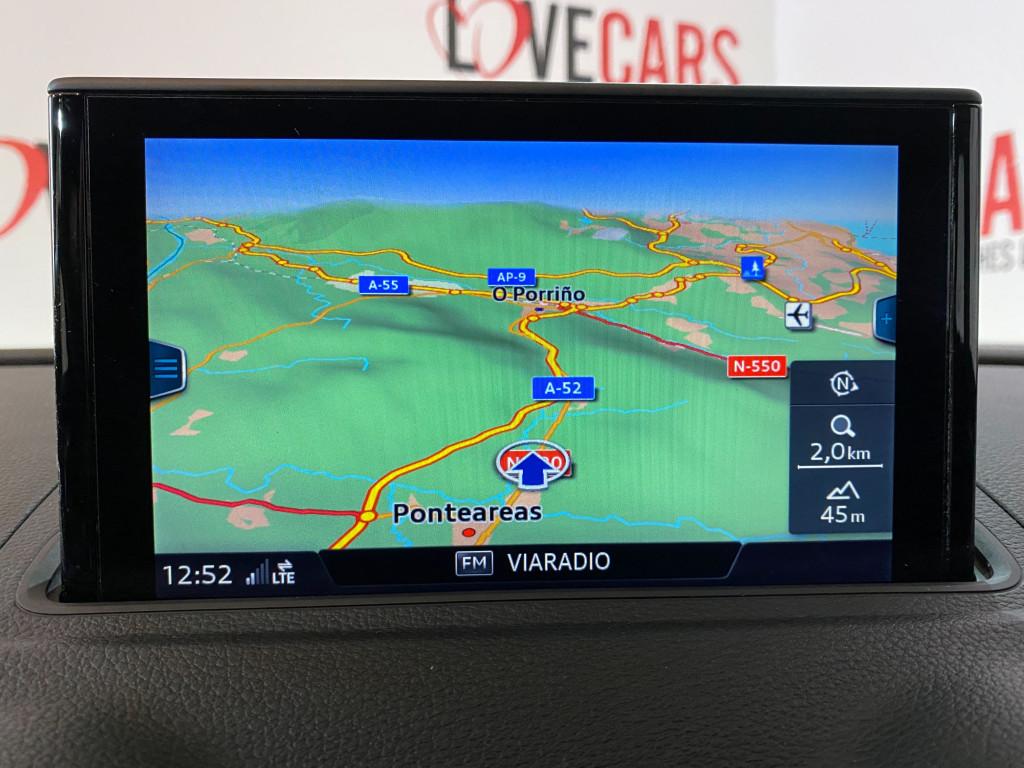 AUDI A3 SEDAN 2.0 TDI S TRONIC QUATTRO 184CV
