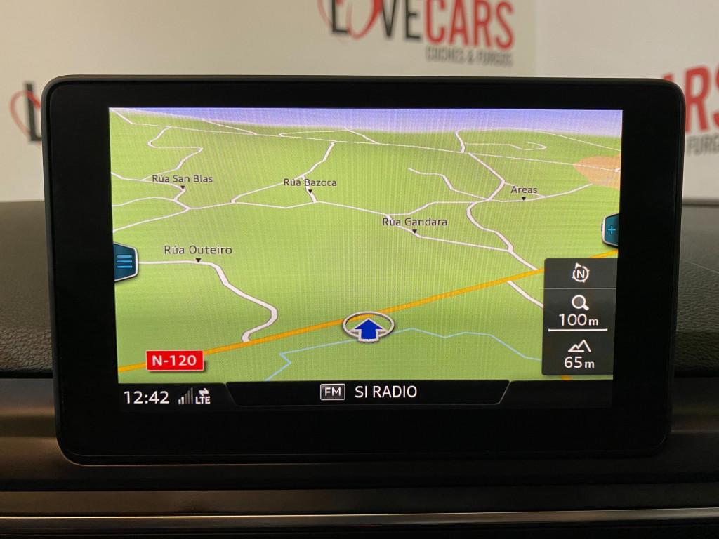 AUDI A4 AVANT 2.0 TDI  S-TRONIC BUSINESS LINE 150