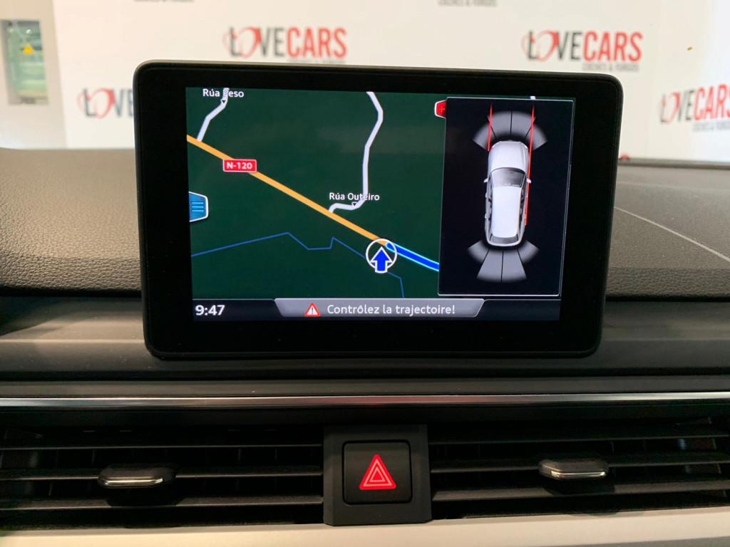 AUDI A4 AVANT BREAK 2.0 TDI BUSINESS LINE
