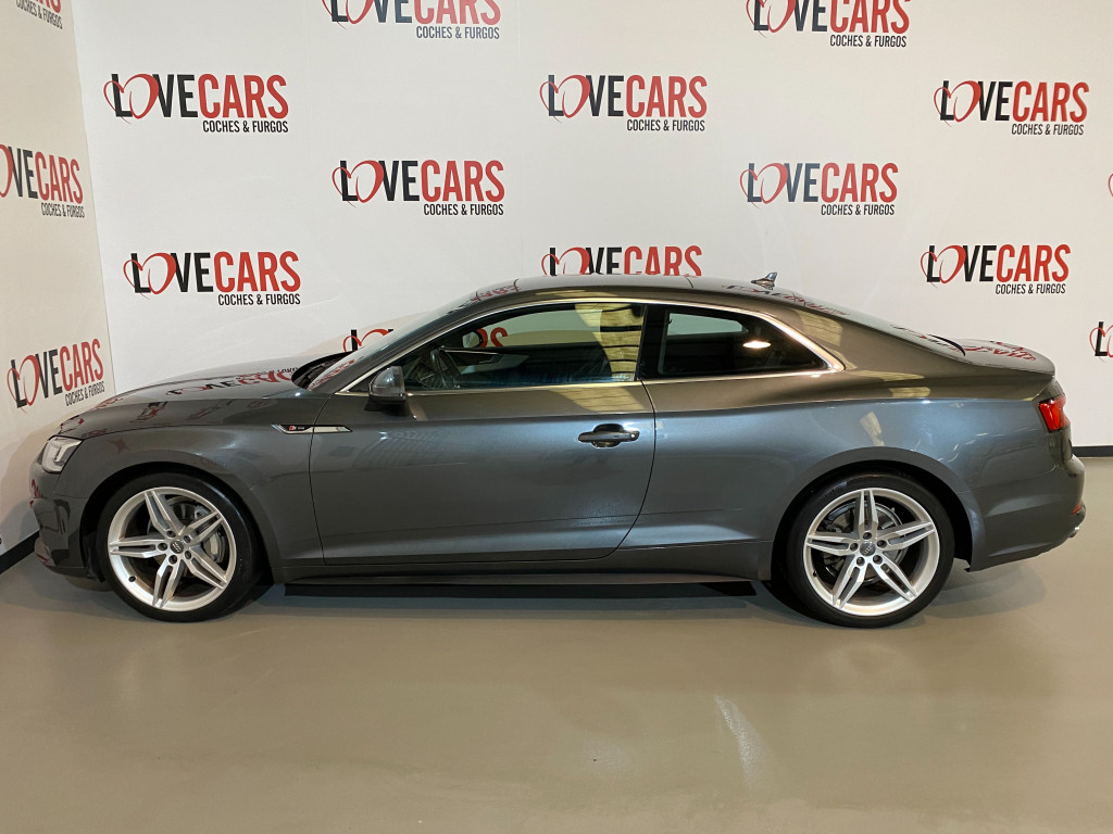 AUDI A5 2.0 TDI COUPE S-TRONIC S-LINE 190