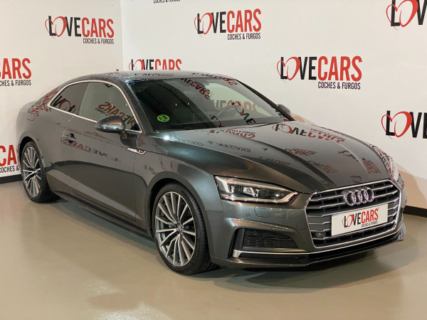 AUDI A5 COUPE 2.0 TDI S LINE EDITION S TRONIC 190