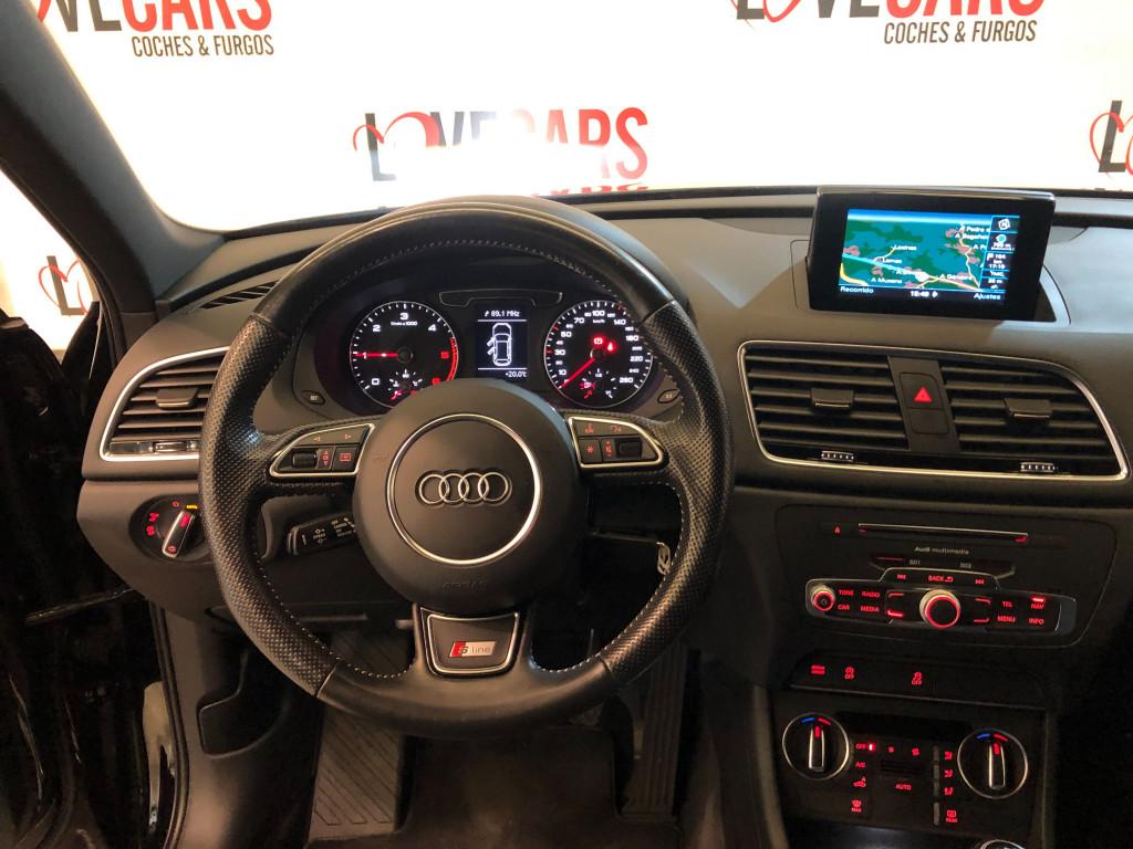 AUDI Q3 2.0 TDI SPORT EDITION S LINE 150