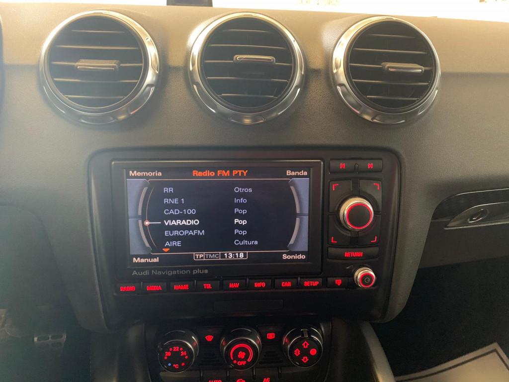 AUDI TT 2.0 TFSI QUATTRO S 272CV