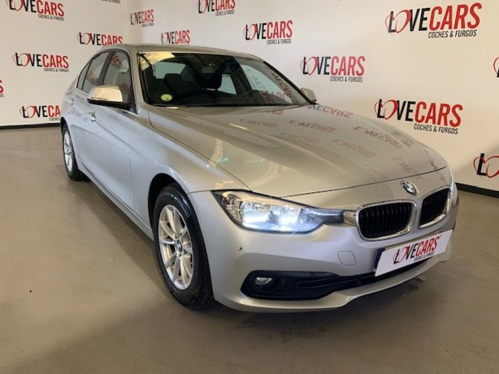 BMW 320 D BUSINESS AUTO. 190CV
