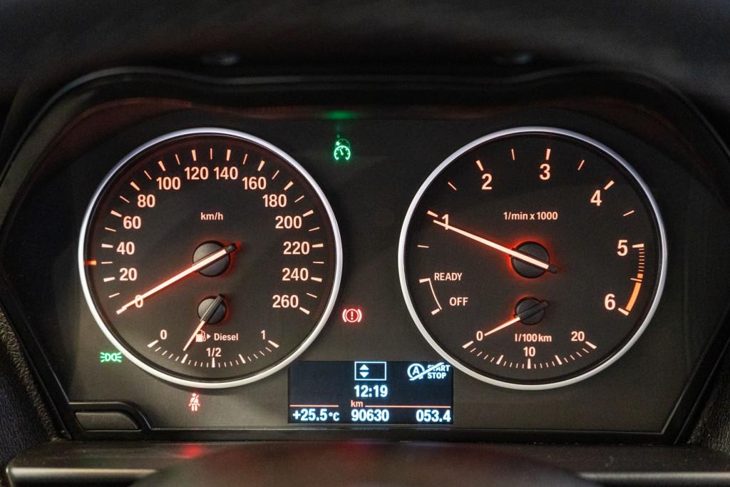 BMW SERIE 1 116 D EFFICIENTDYNAMICS 115