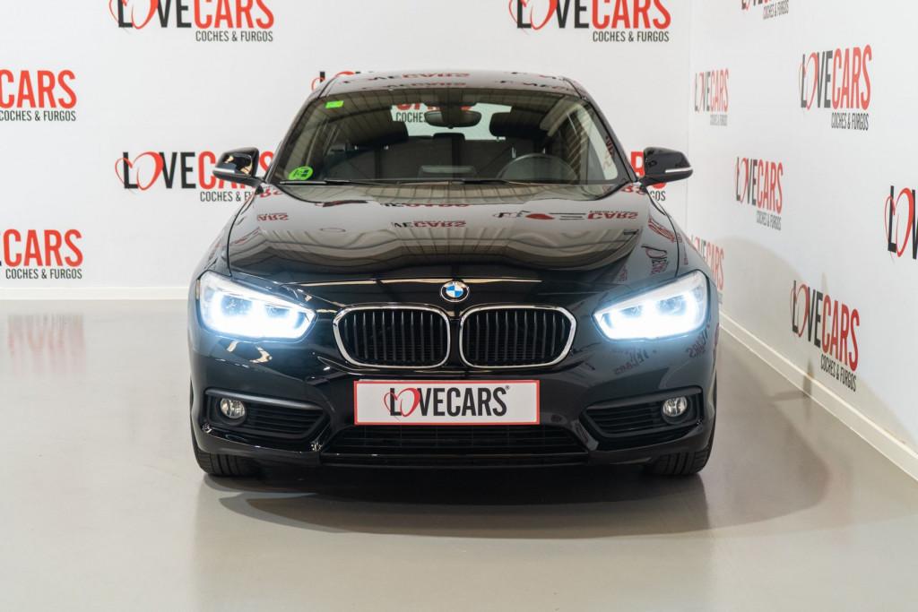 BMW SERIE 1 118D 150