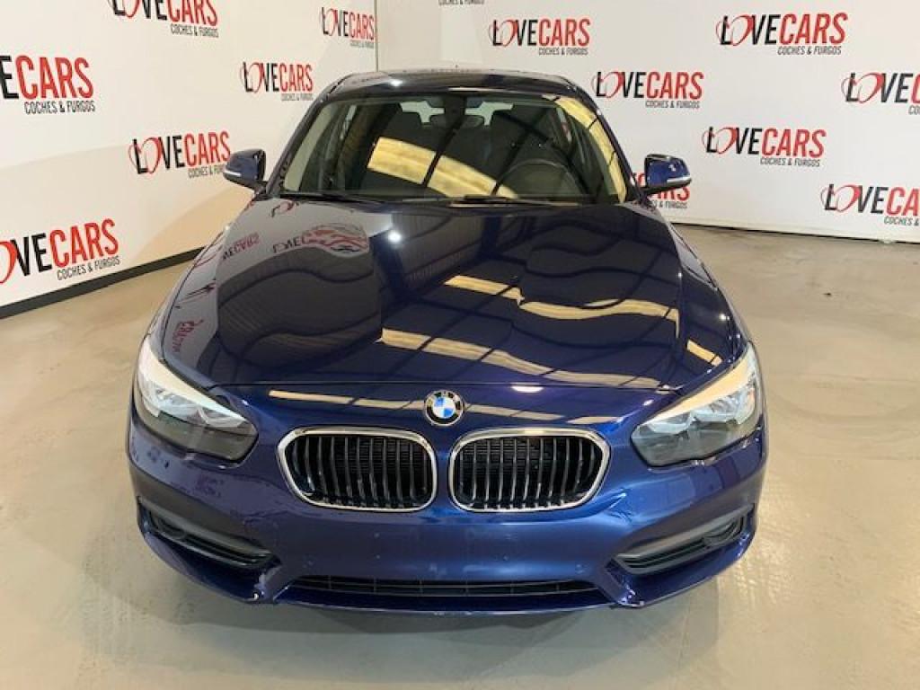 BMW SERIE 1 118D AUTOM. ADVANTAGE 150