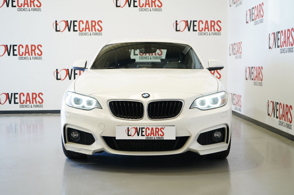 BMW SERIE 2 218 D COUPE 150