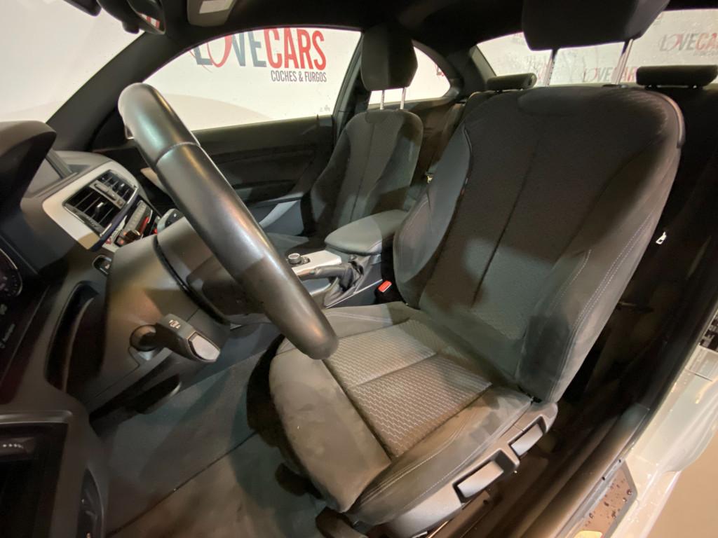 BMW SERIE 2 218D COUPE AUTOMÁTICO PACK M 150 CV