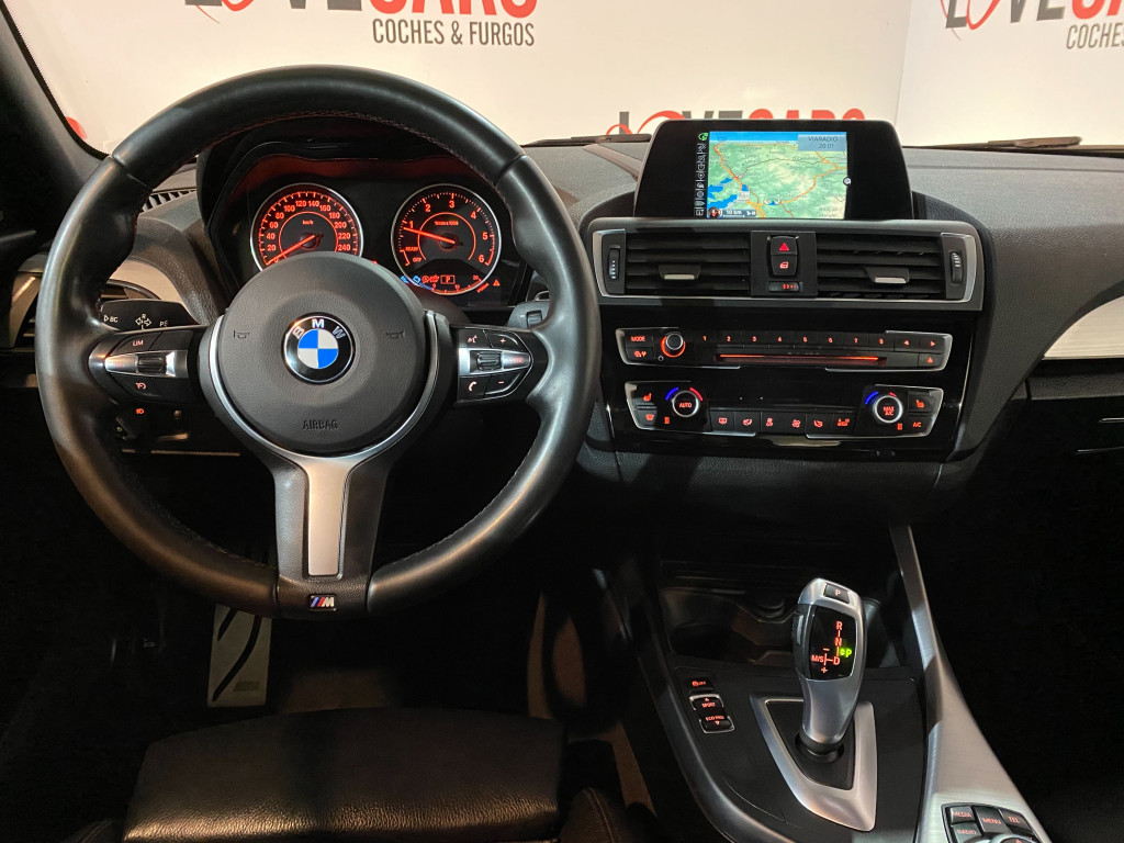 BMW SERIE 2 220D COUPE PACK M SPORT AUTO.