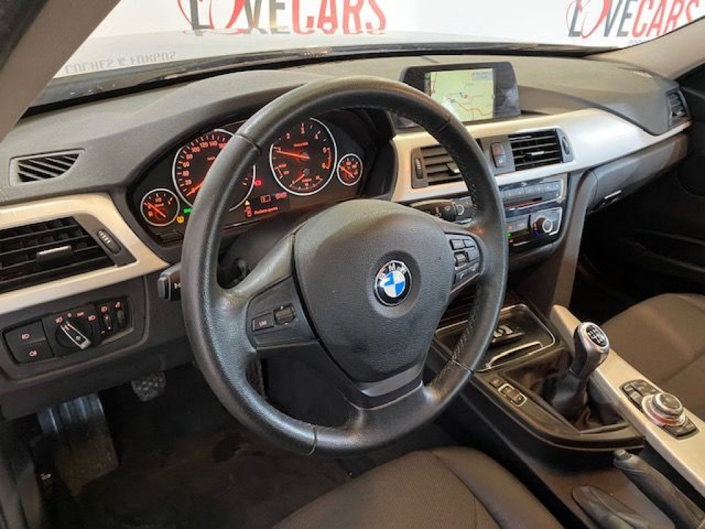BMW SERIE 3 320D BERLINA 190CV