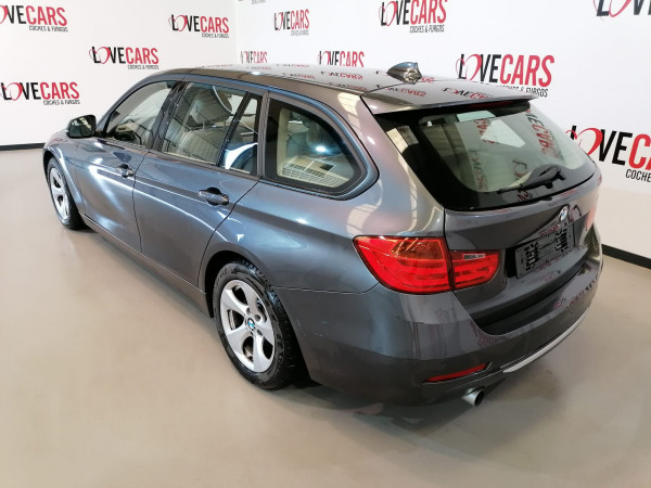 BMW SERIE 3 TOURING 320D AUTOM. EFFICDYNAM 163