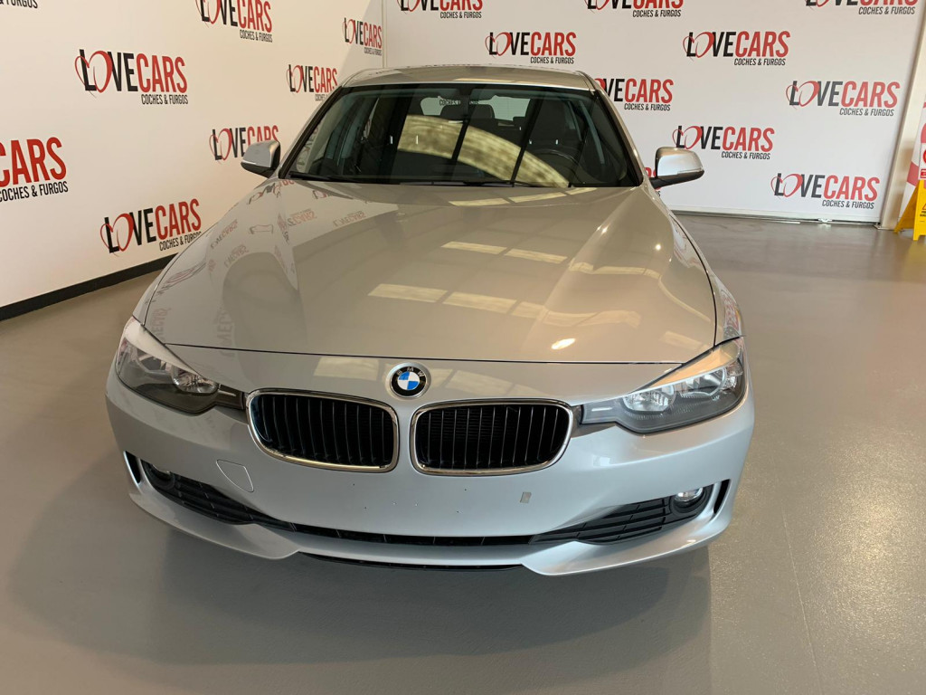 BMW SERIE 3 TOURING F31-2012