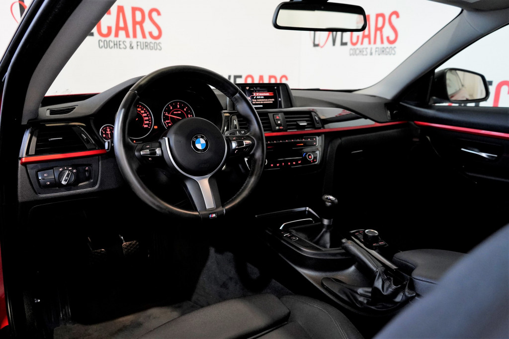 BMW SERIE 4 420 D COUPE PACK M  163