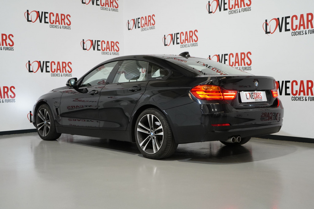 BMW SERIE 4 420 D GRAND COUPE EXECUTIVE