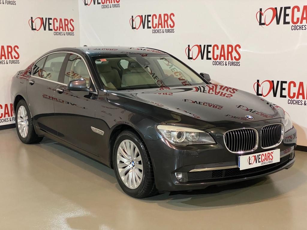 BMW SERIE 7 730D