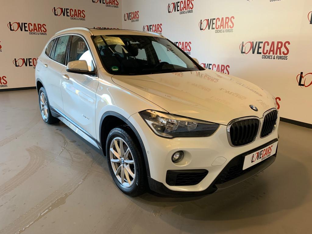 BMW X1 2.0 SDRIVE 18D