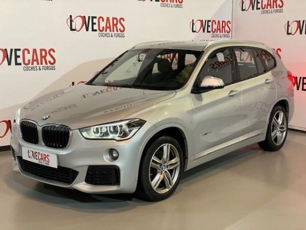 BMW X1 20D XDRIVE M SPORT