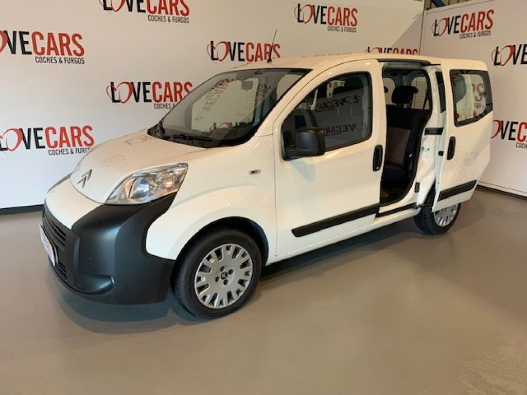 CITROEN NEMO HDI MULTISPACE DEDUCTION 80