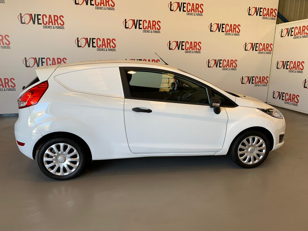 FORD FIESTA 1.5 TDCI TREND COMERCIAL