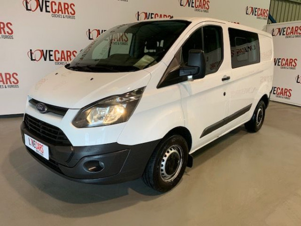 FORD TRANSIT COMBI 6 PLAZAS 2.2 TDCI 100 PS 290 AMBIENTE