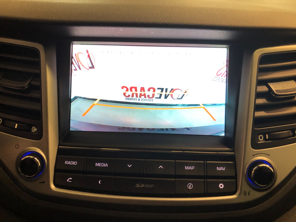 HYUNDAI TUCSON 1.7 CRDI BUSINESS 115CV