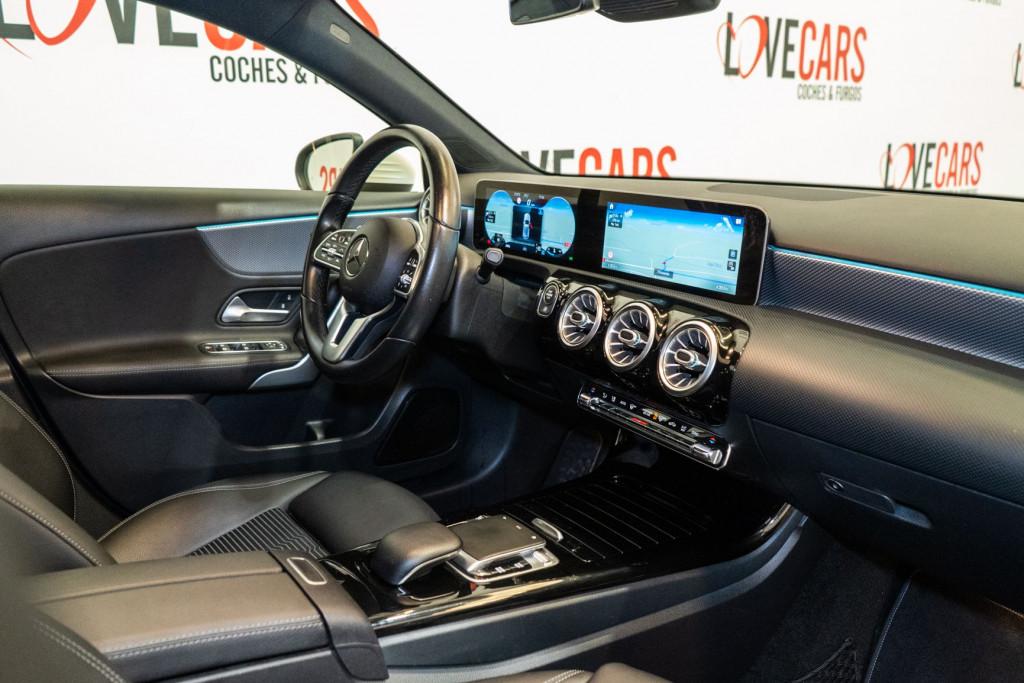 MERCEDES CLASE A 180 D PROGRESSIVE LINE AUTO TECHO