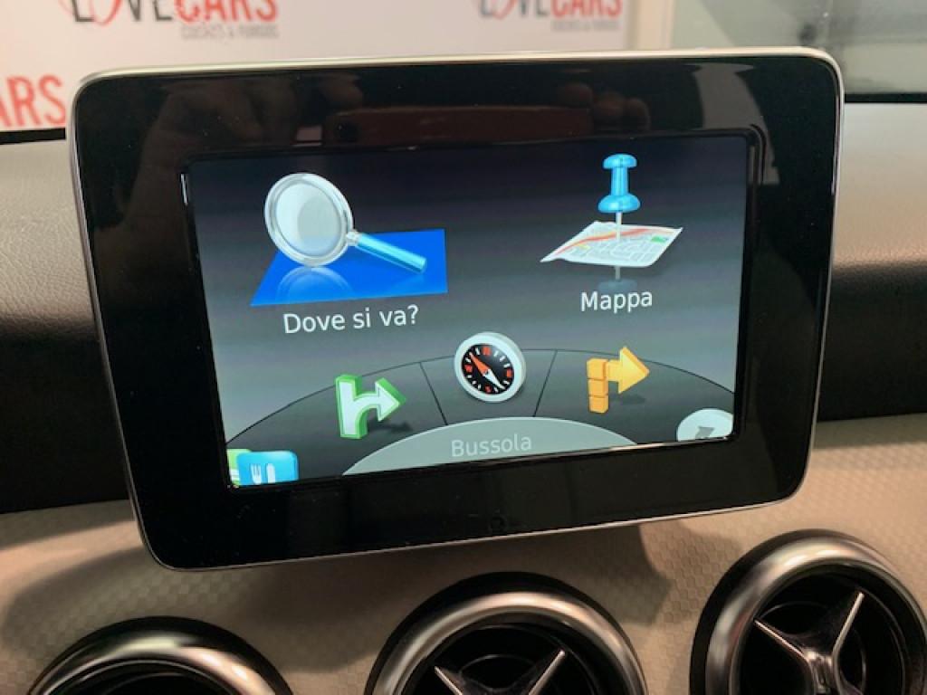 MERCEDES CLASE A 200 CDI URBAN SPORT AUTOMATIC GPS