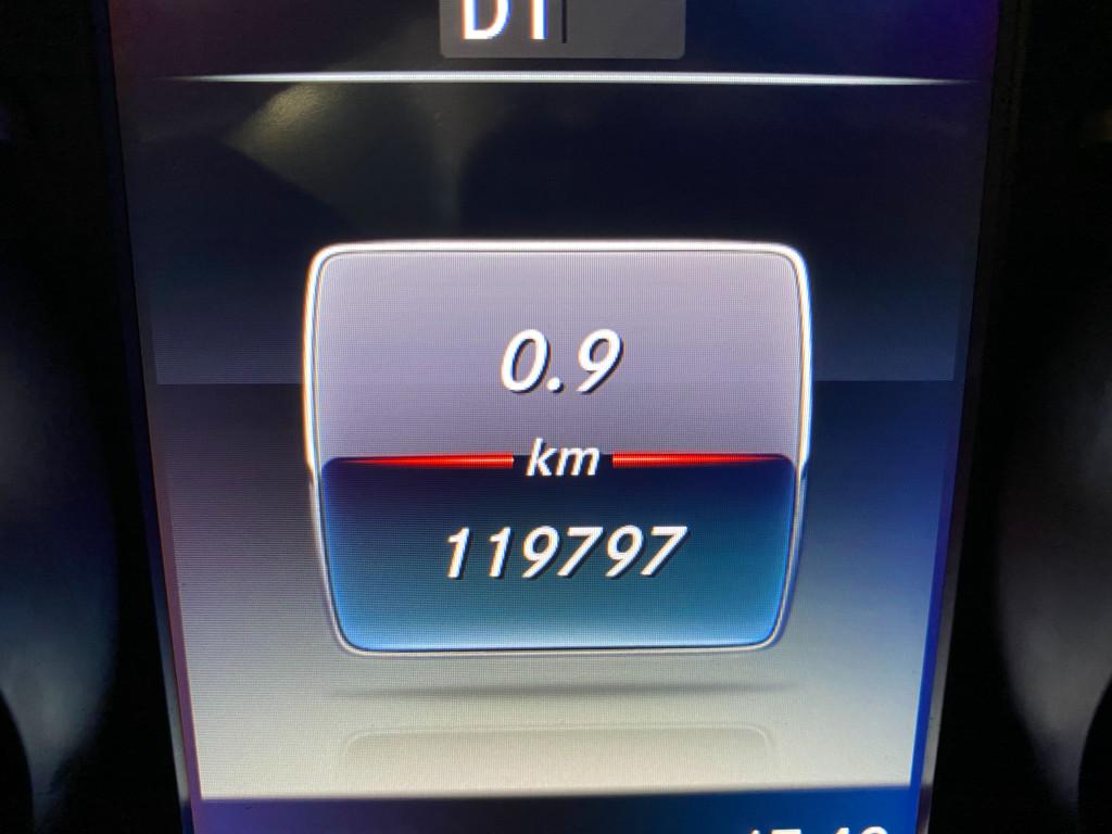 MERCEDES CLASE C BREAK 220 D AUTOMATIC. BUSINESS 170CV