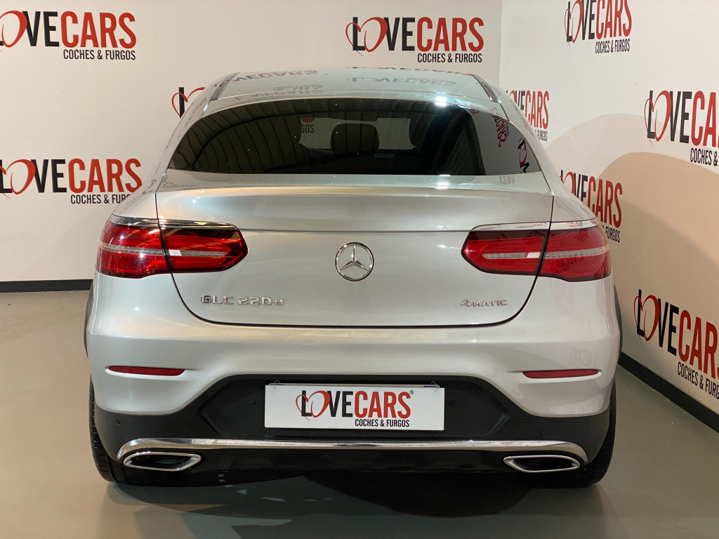 MERCEDES GLC COUPE 220 D SPORTLINE AMG