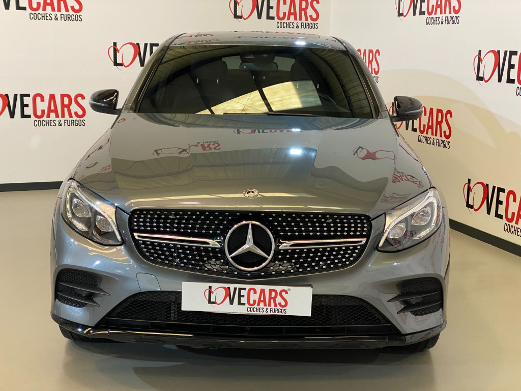 MERCEDES GLC COUPE 250 D SPORTLINE AMG 4MATIC