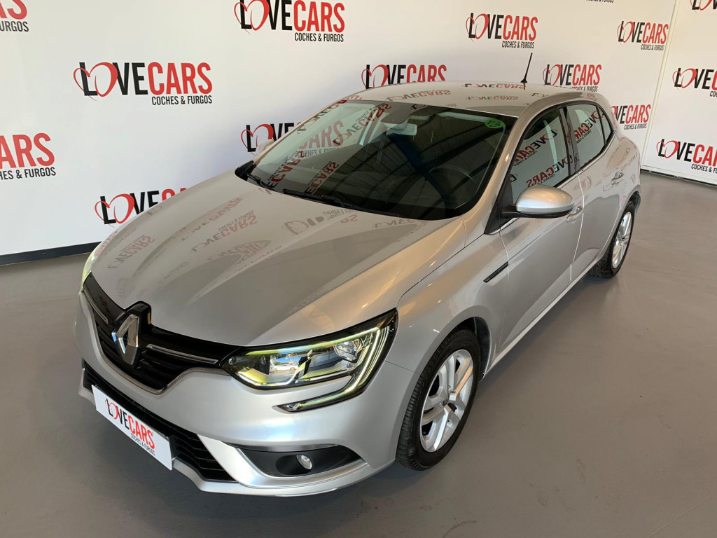 RENAULT MEGANE 1.5 DCI ENERGY BUSINESS 110 CV