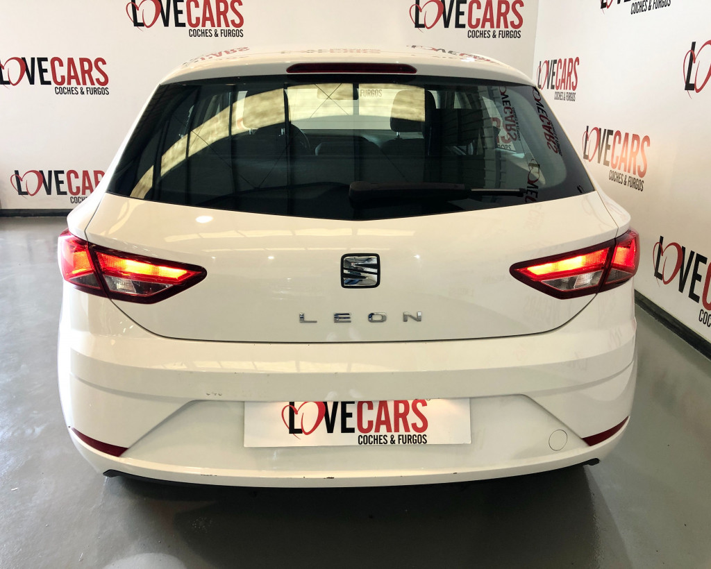 SEAT LEON 1.6 TDI CR S&S REFERENCE 115
