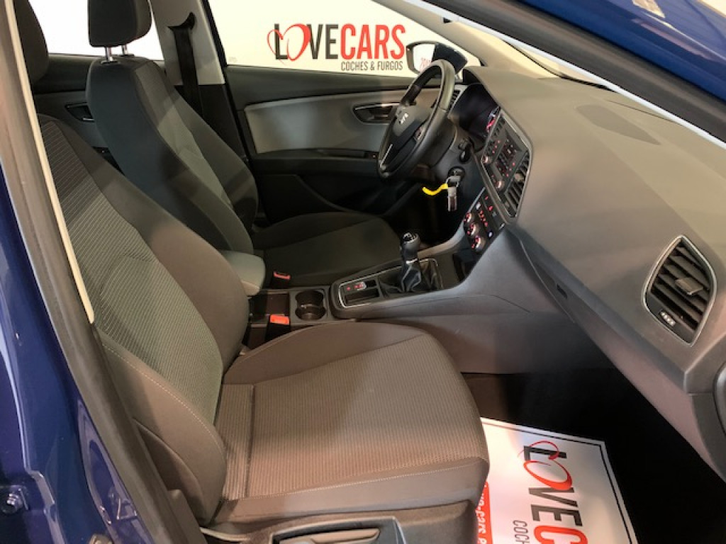SEAT LEON 1.6 TDI S&S REFERENCE ADVANCED 115CV