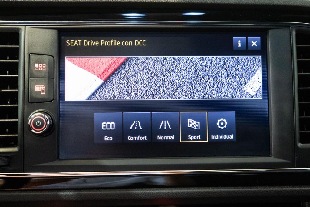 SEAT LEON SC 2.0 TDI DSG FR-LINE 2P 183