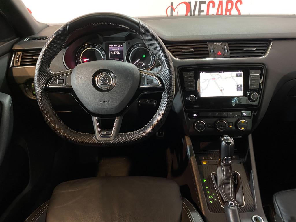 SKODA OCTAVIA COMBI 2.0 TDI RS AUTOM. BREAK 184CV