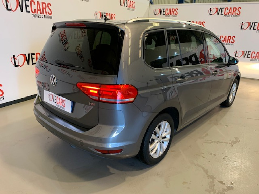 VOLKSWAGEN TOURAN 1.6 TDI BUSINESS BMT