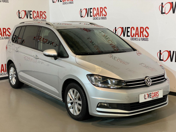 VOLKSWAGEN TOURAN 1.6 TDI CONFORTLINE BUSINESS